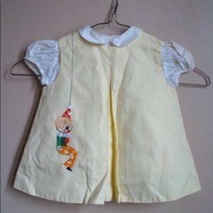 Vintage Saks Fifth Avenue Baby Dress